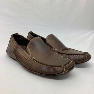 Steve Madden driving Mocs shoes size 10